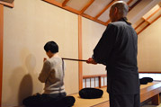 Would you like to experience Zazen meditation!